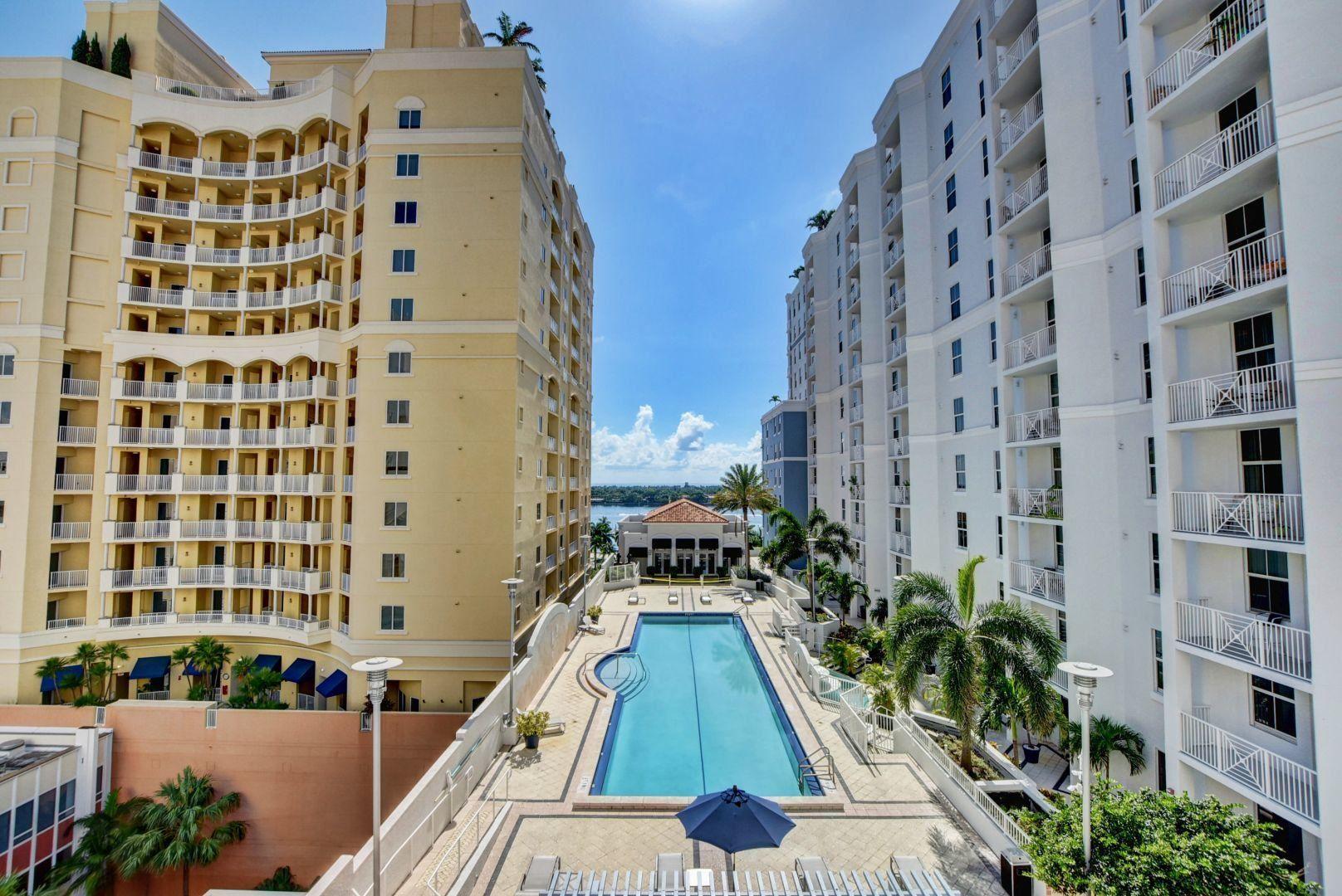 255 Evernia Street #818, West Palm Beach, FL 33401 - #: RX-10649641