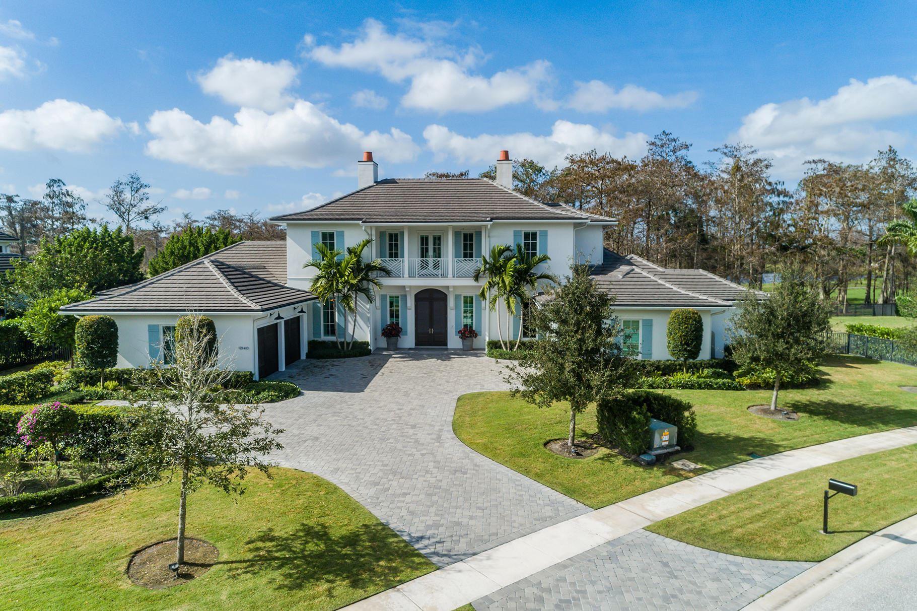 12140 Blue Cypress Court, Wellington, FL 33414 - MLS#: RX-10729641