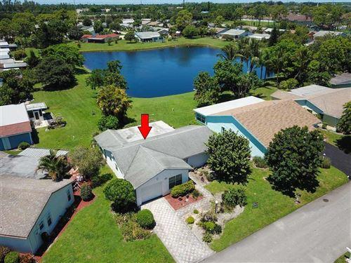 Photo of 6373 Summer Sky Lane, Greenacres, FL 33463 (MLS # RX-10696642)