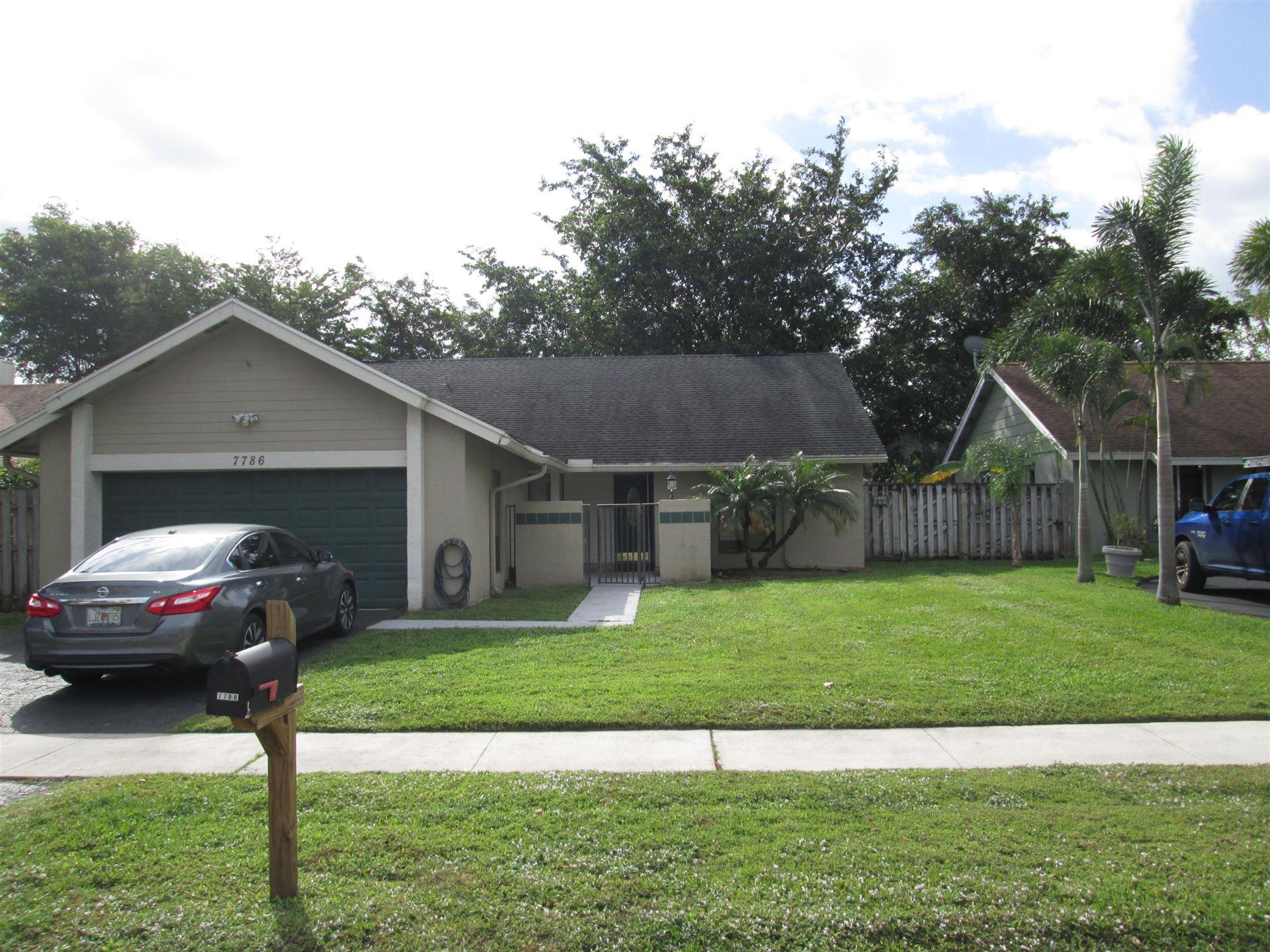 7786 Roble Lane, Lake Worth, FL 33467 - #: RX-10689642
