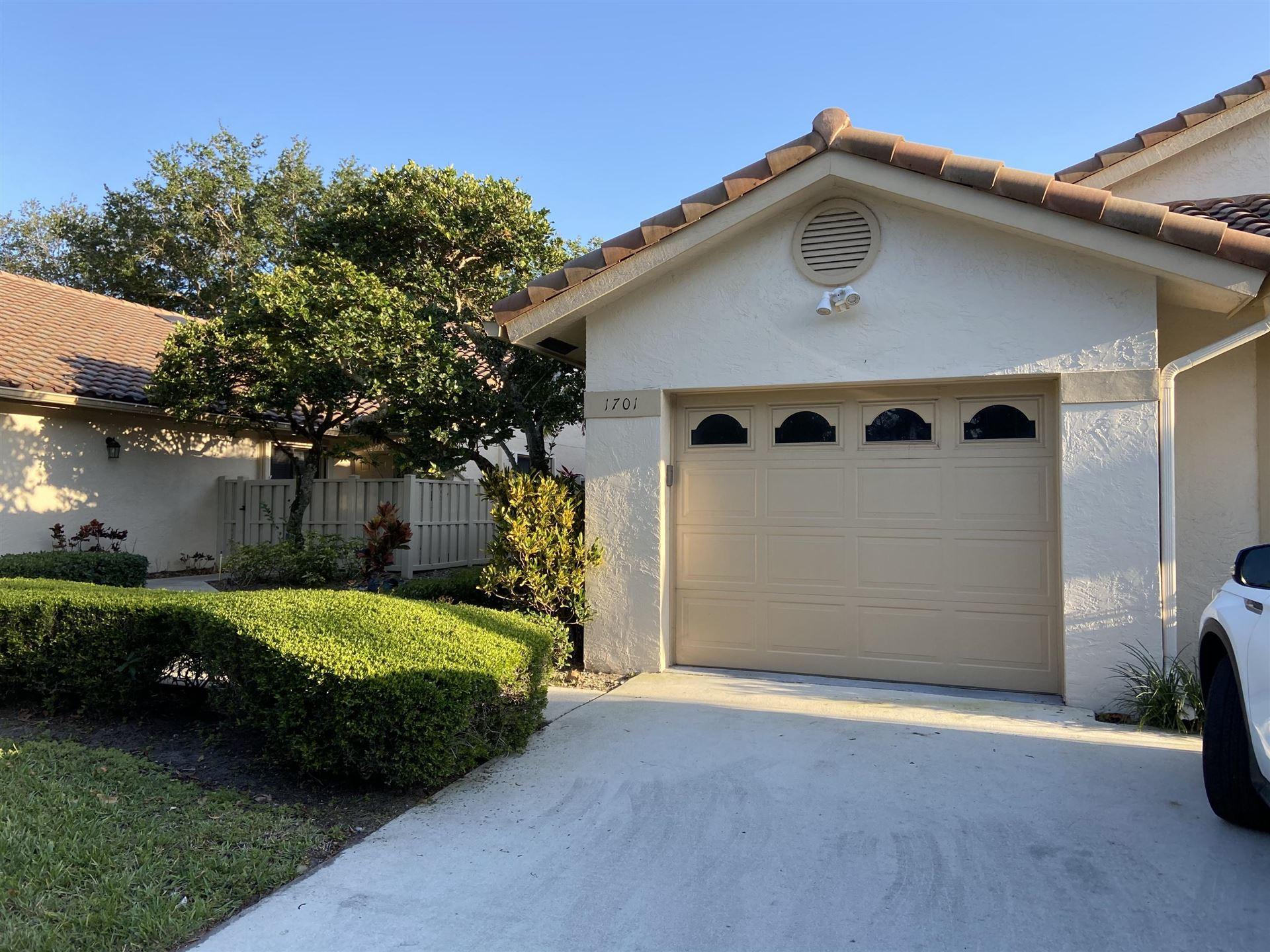10019 53rd Way S #1701, Boynton Beach, FL 33437 - #: RX-10706642