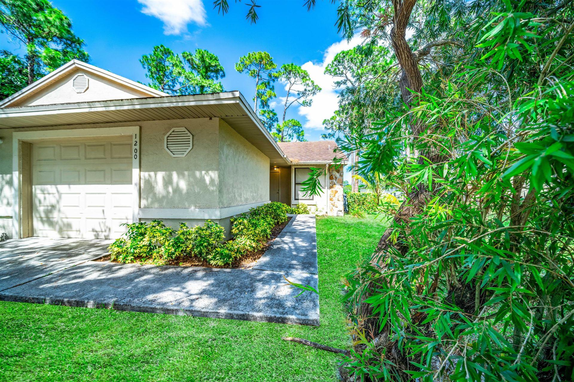 1200 Hyacinth Place, Wellington, FL 33414 - MLS#: RX-10716642