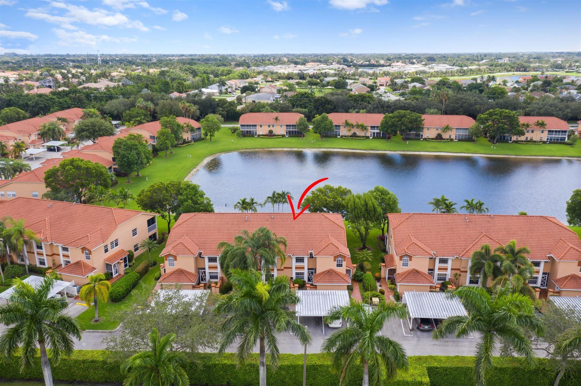 9793 Shadybrook Drive #102, Boynton Beach, FL 33437 - MLS#: RX-10729642