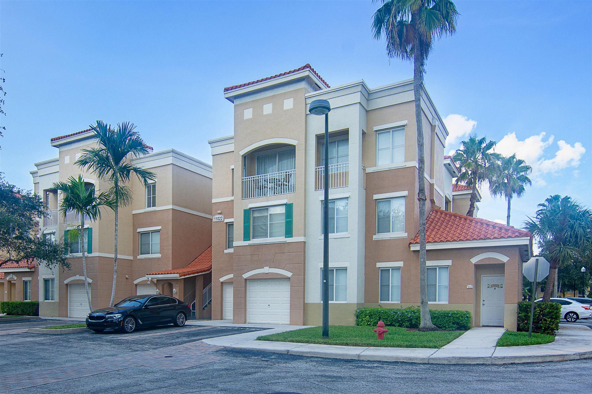 Photo of 11022 Legacy Drive #301, Palm Beach Gardens, FL 33410 (MLS # RX-10746642)