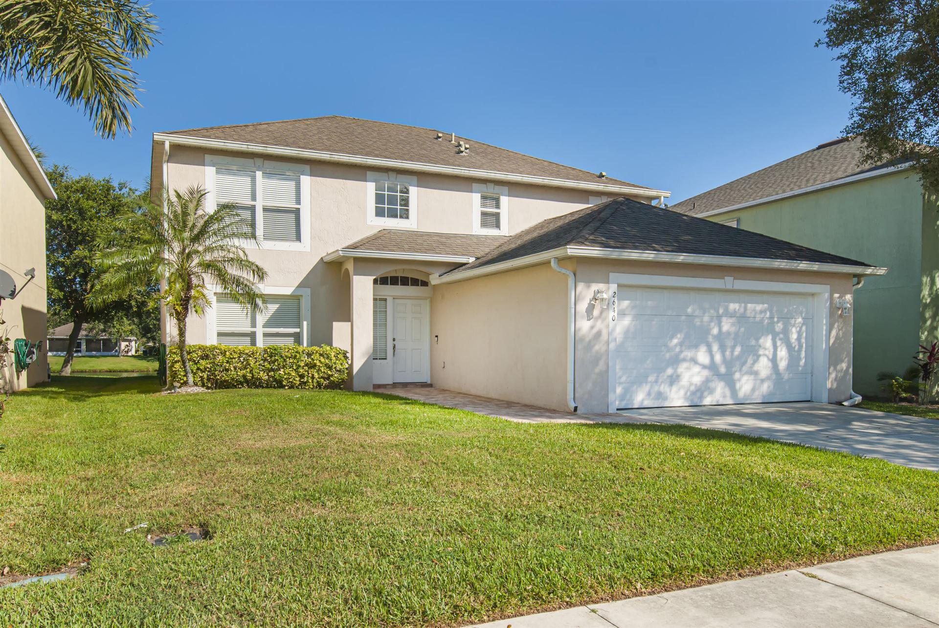 2640 12th Square SW, Vero Beach, FL 32968 - MLS#: RX-10751642