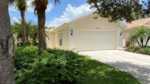 Photo of 7807 N Fork Drive, West Palm Beach, FL 33411 (MLS # RX-10635643)