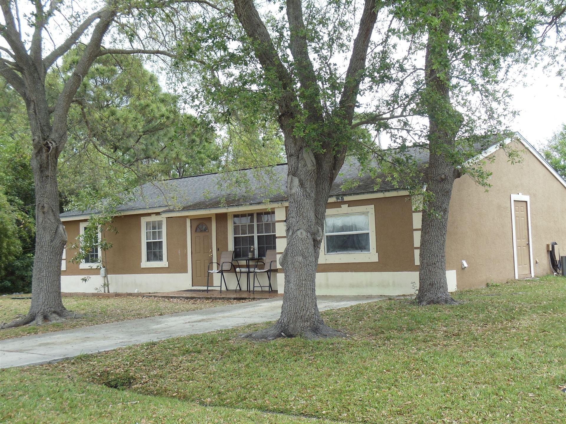 2361 SE Surrey Place, Port Saint Lucie, FL 34952 - #: RX-10605643