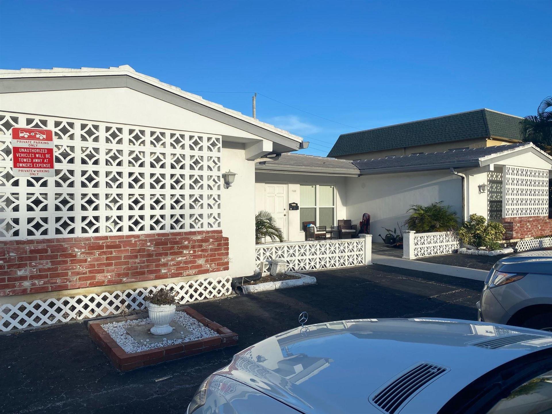 1120 NE 24th Avenue #1-3, Pompano Beach, FL 33062 - #: RX-10651643