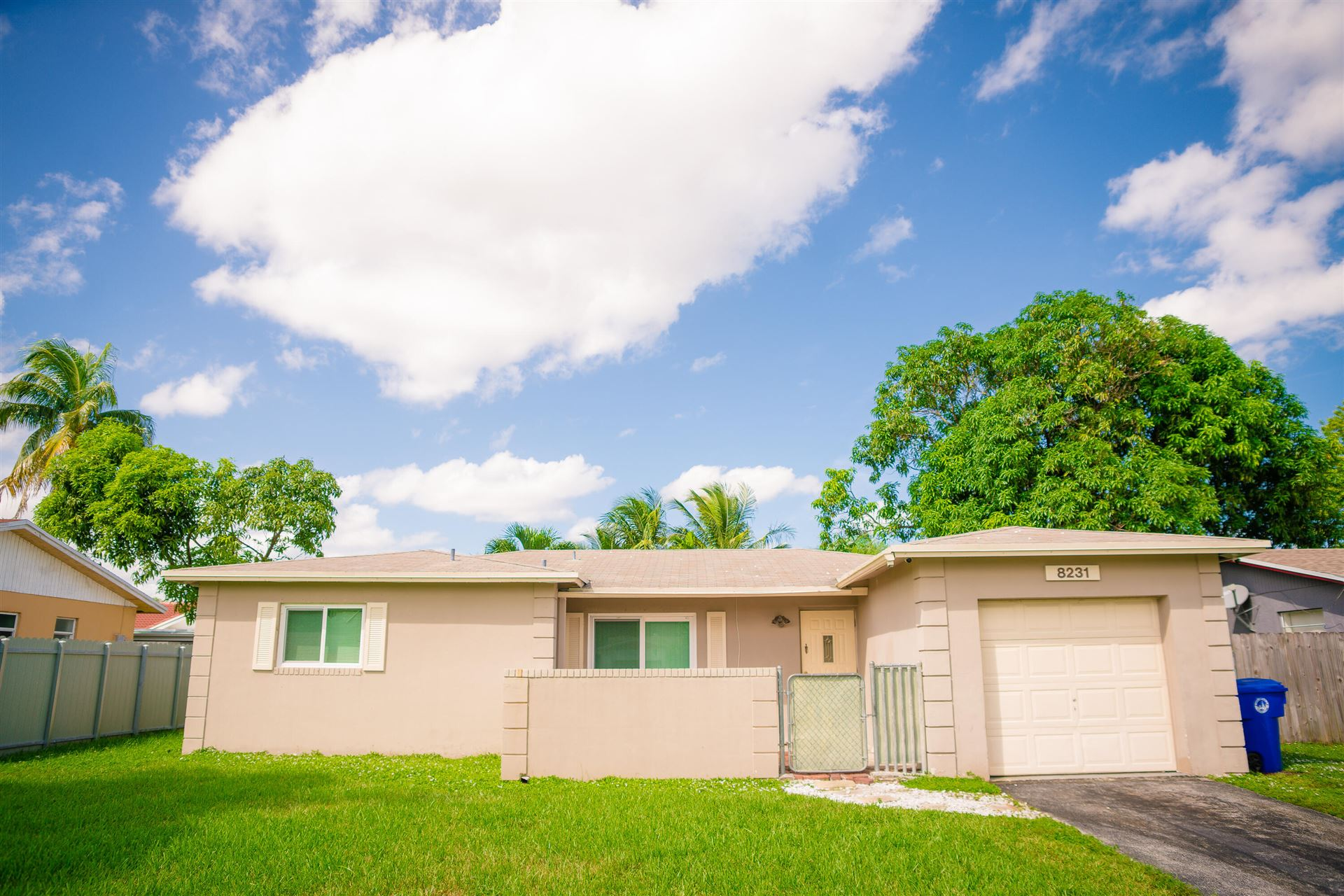 Photo of 8231 SW 4 Street, North Lauderdale, FL 33068 (MLS # RX-10750643)
