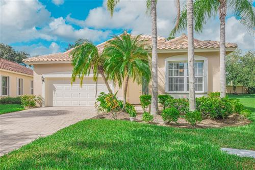 Photo of 300 NW Toscane Trail, Port Saint Lucie, FL 34986 (MLS # RX-10577644)