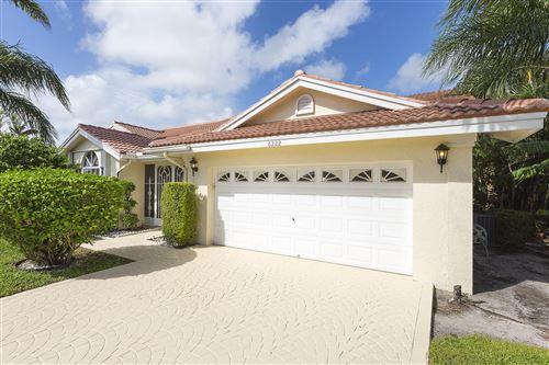 Photo of 6222 Golf Villas Drive, Boynton Beach, FL 33437 (MLS # RX-10669645)