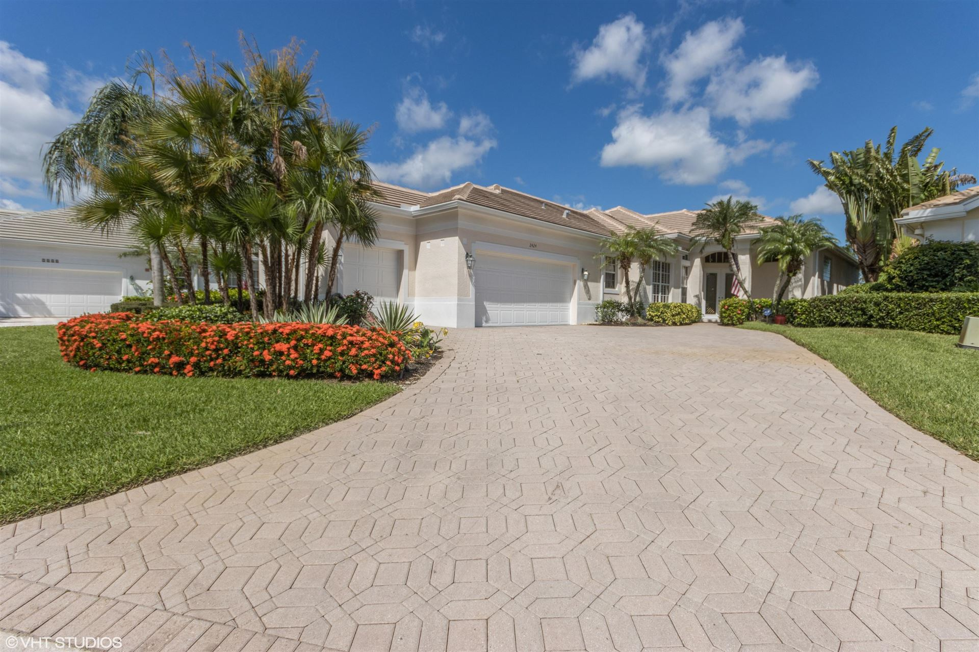 2424 SW Manor Hill Drive, Palm City, FL 34990 - #: RX-10693645