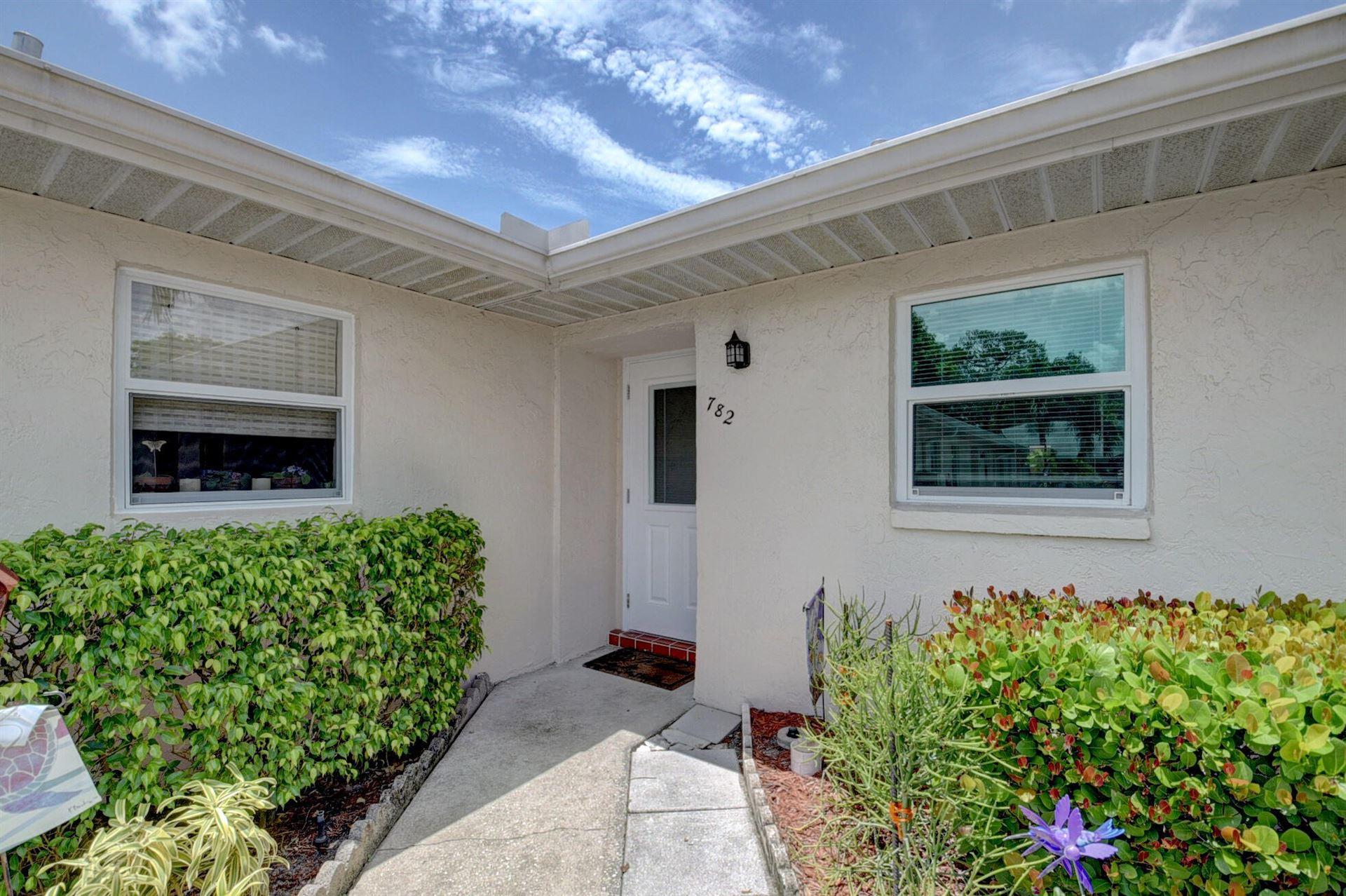 782 Nantucket Circle, Lake Worth, FL 33467 - MLS#: RX-10733645