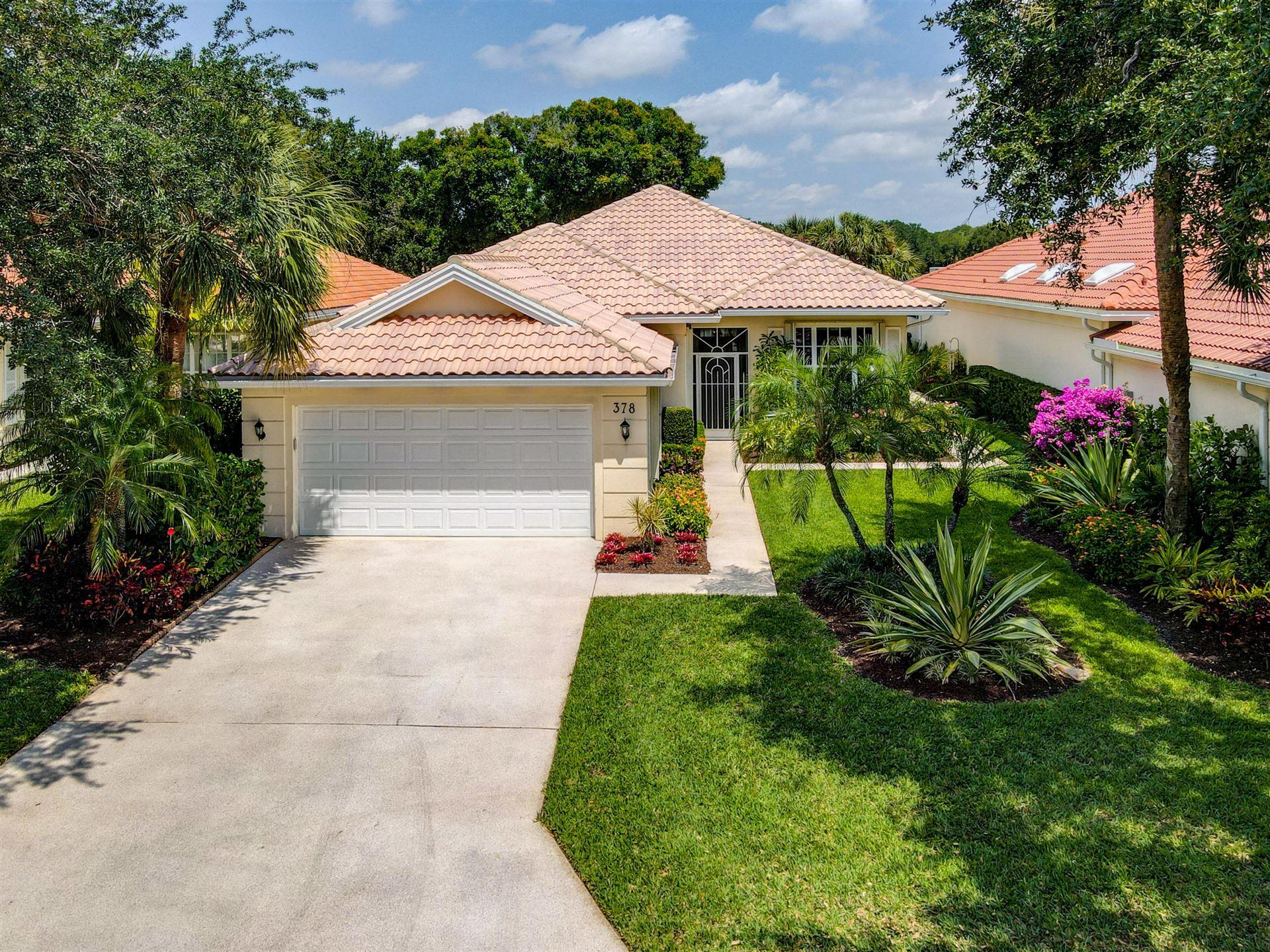 378 Kelsey Park Drive, Palm Beach Gardens, FL 33410 - MLS#: RX-10712646