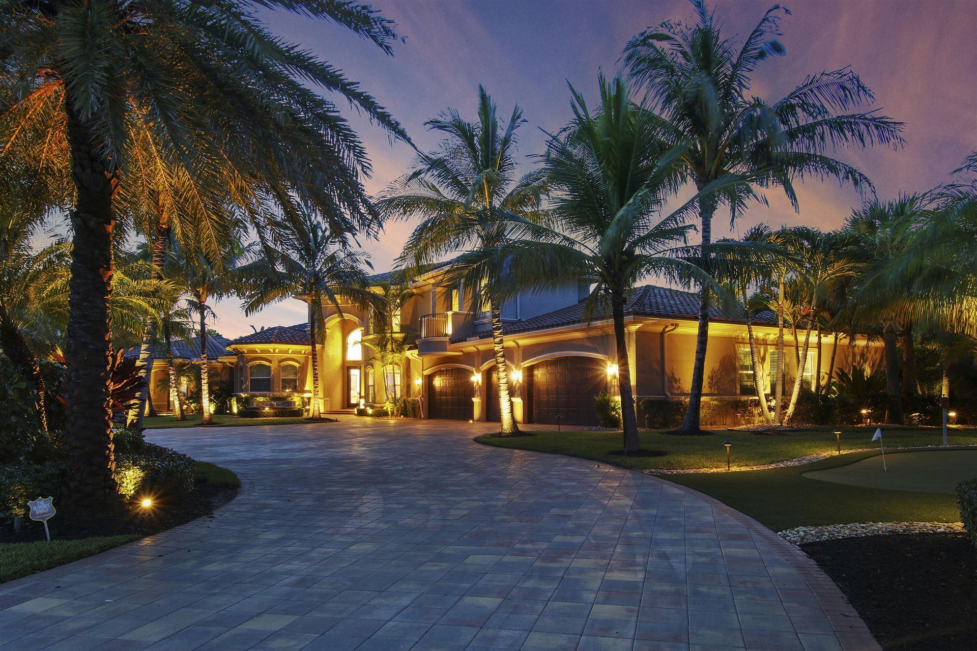 11093 Lynwood Palm Way, Palm Beach Gardens, FL 33412 - MLS#: RX-10744646