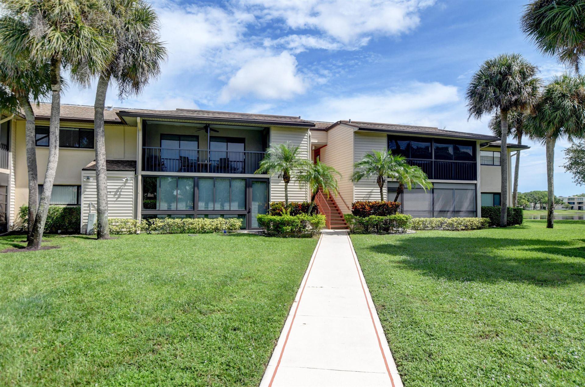 15488 Lakes Of Delray Boulevard #108, Delray Beach, FL 33484 - MLS#: RX-10747646