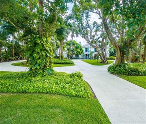 Tiny photo for 12400 Plantation Lane, North Palm Beach, FL 33408 (MLS # RX-10398647)