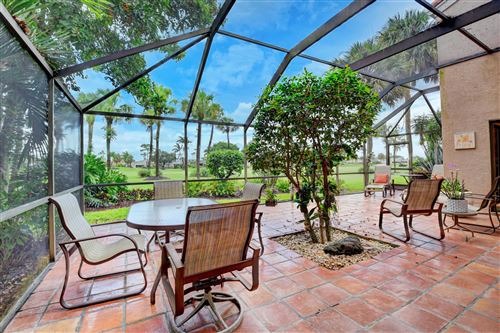 Photo of 7615 Cedarwood Circle #Lot 12, Boca Raton, FL 33434 (MLS # RX-10629647)