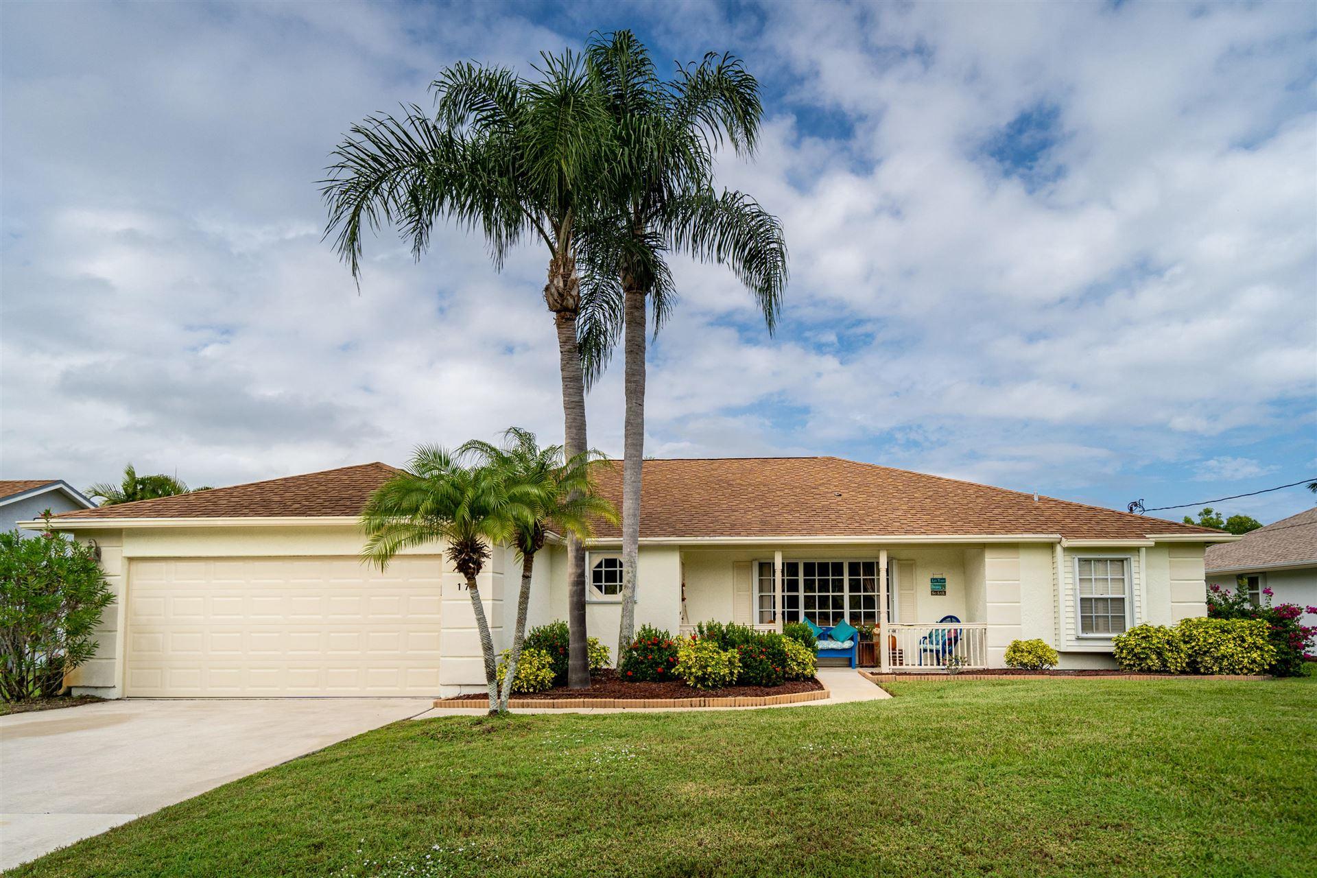 171 NE Royce Avenue, Port Saint Lucie, FL 34983 - #: RX-10667647