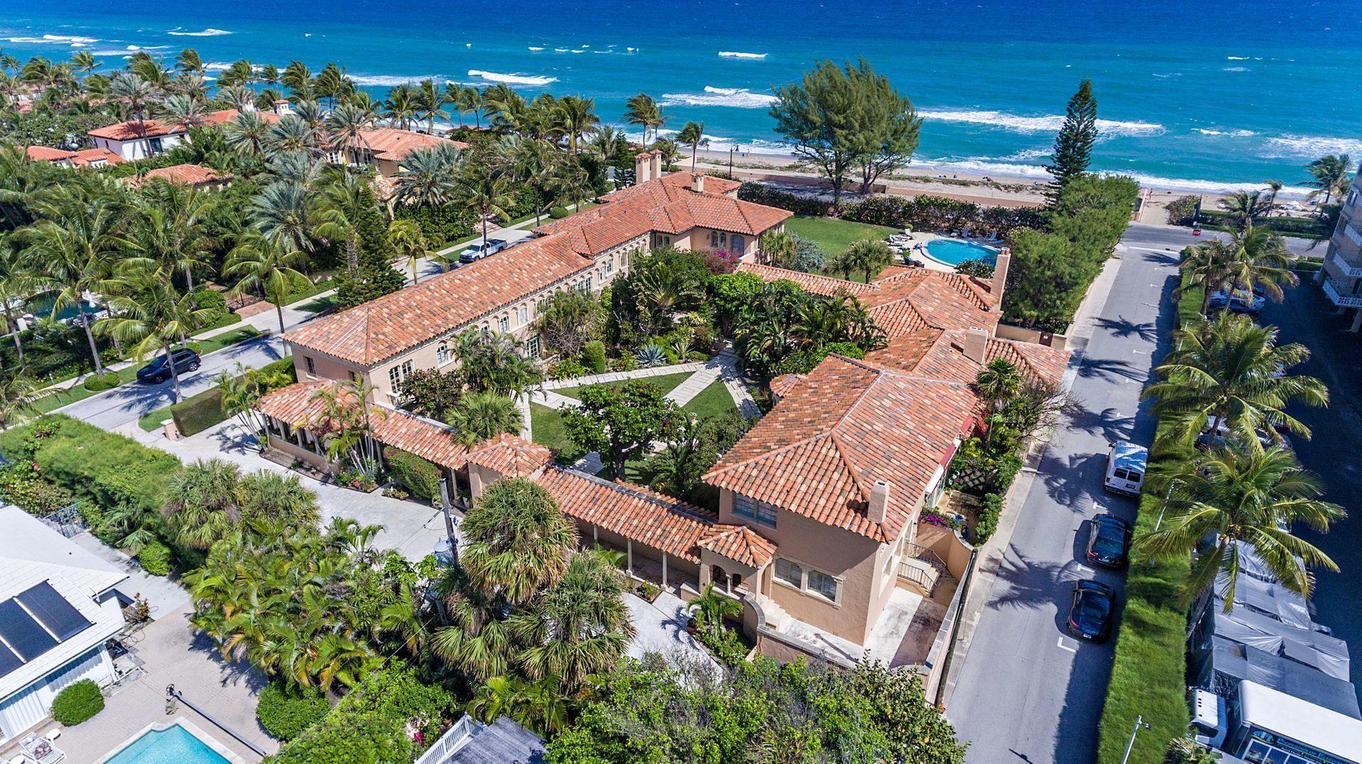 200 N Ocean Boulevard #6, Palm Beach, FL 33480 - #: RX-10675647