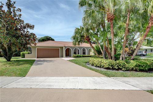 Photo of 2436 NW Timbercreek Circle NW, Boca Raton, FL 33431 (MLS # RX-10626648)