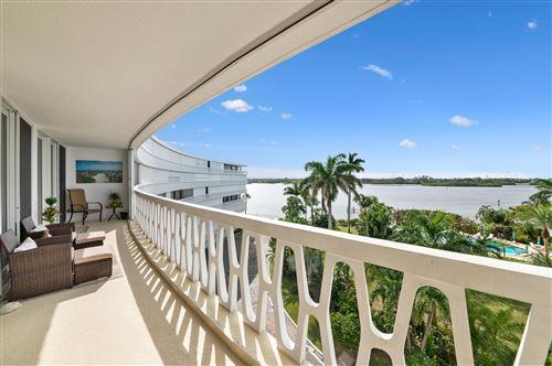 Photo of 2505 S Ocean Boulevard #605, Palm Beach, FL 33480 (MLS # RX-10751648)