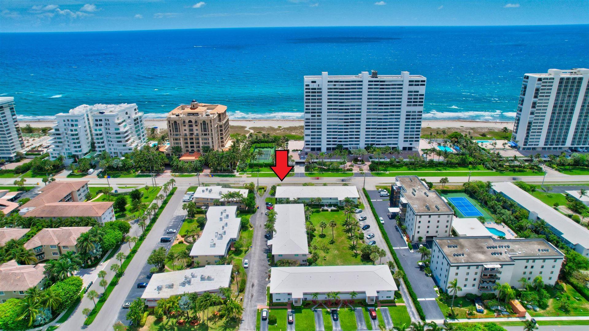 2561 S Ocean Boulevard #10, Boca Raton, FL 33432 - #: RX-10732648