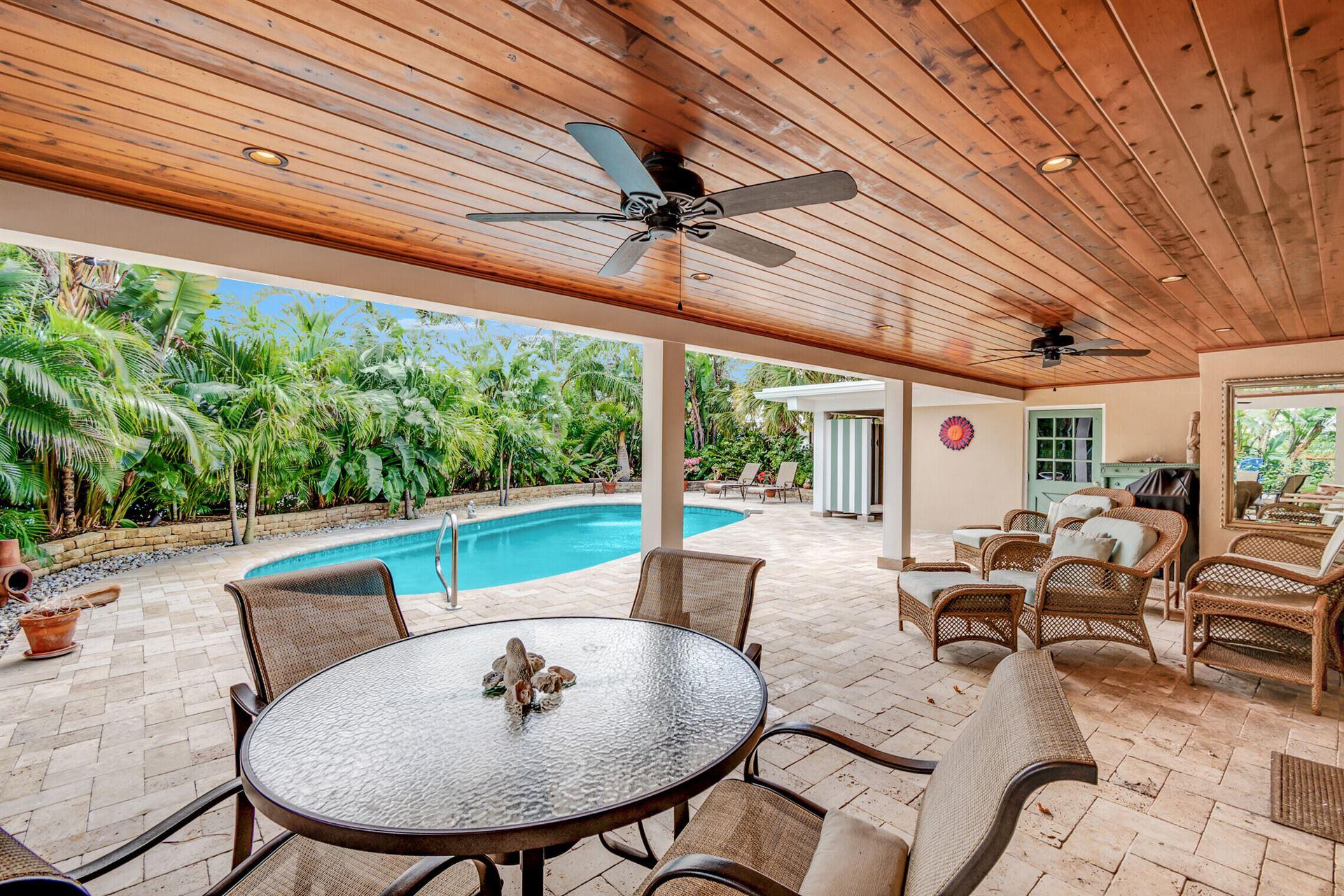 Photo of 440 Jupiter Lane, Juno Beach, FL 33408 (MLS # RX-10744648)