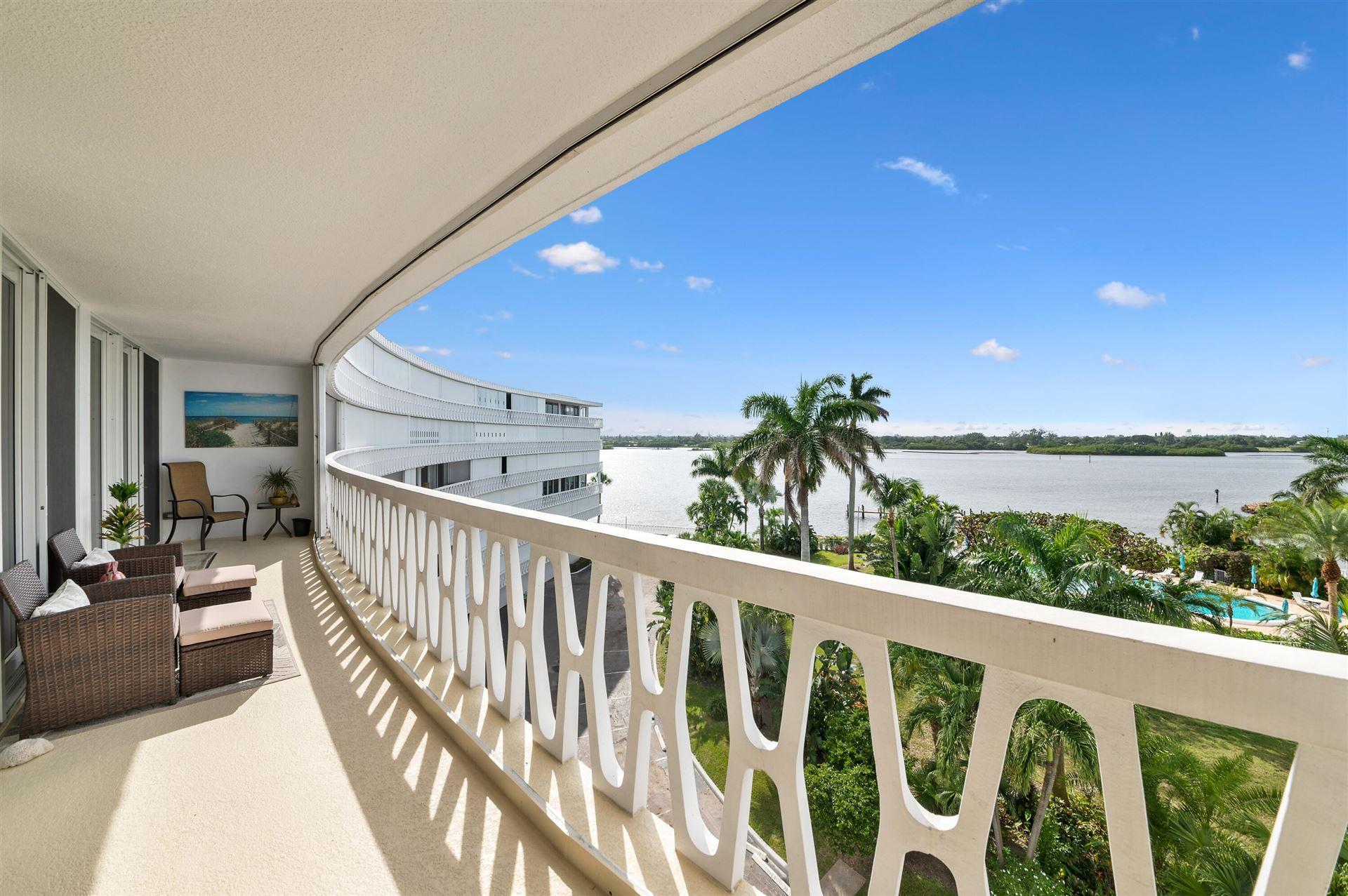 2505 S Ocean Boulevard #605, Palm Beach, FL 33480 - MLS#: RX-10751648