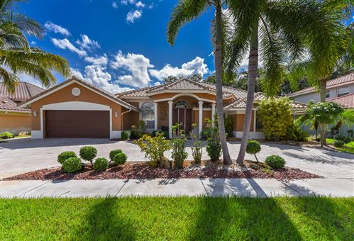 Photo of 19249 Cloister Lake Lane, Boca Raton, FL 33498 (MLS # RX-10556649)