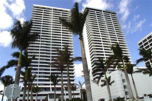 Photo of 529 S Flagler Drive #14g, West Palm Beach, FL 33401 (MLS # RX-10722649)