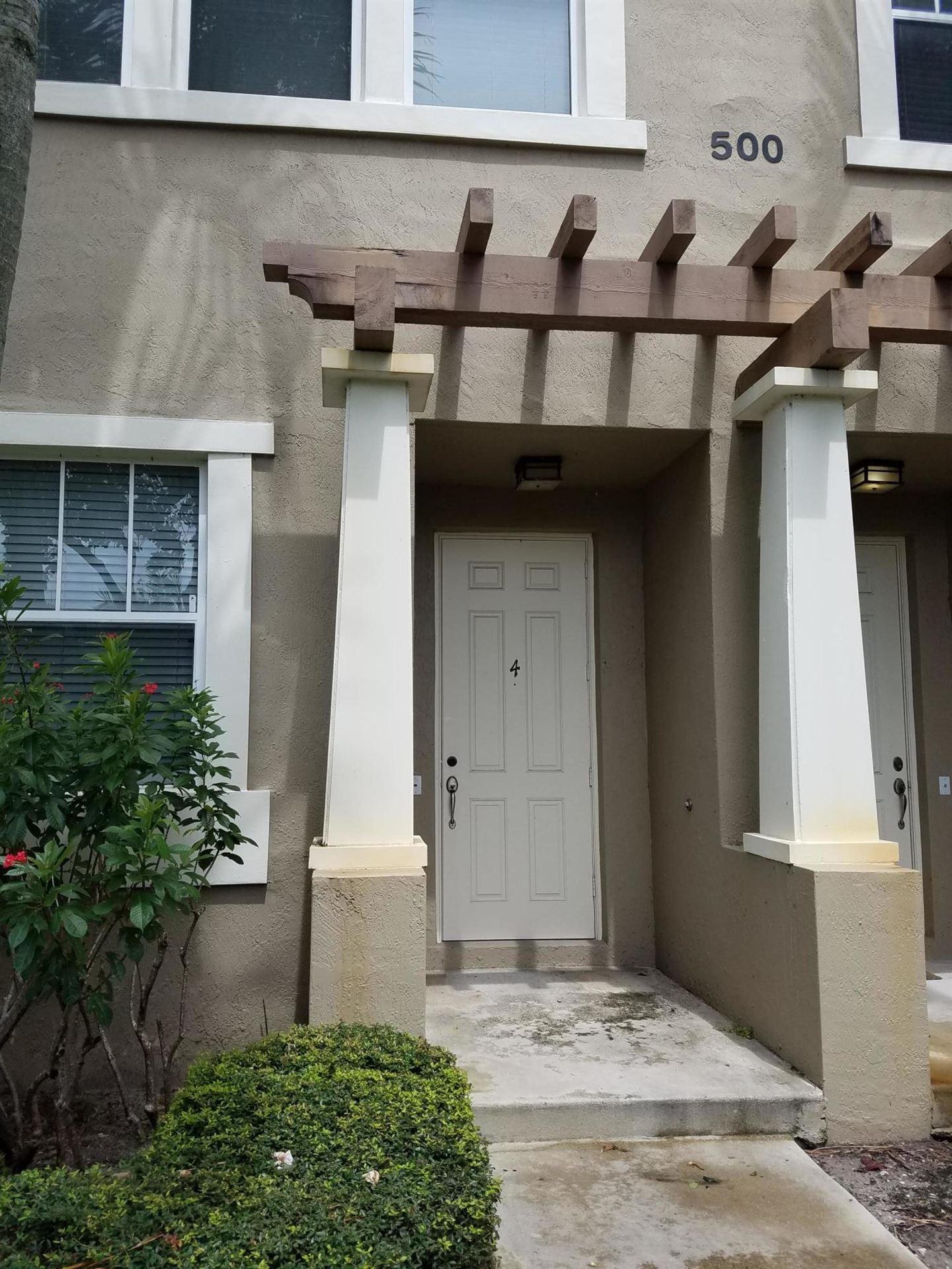 500 Pacific Grove Drive #4, West Palm Beach, FL 33401 - #: RX-10648649
