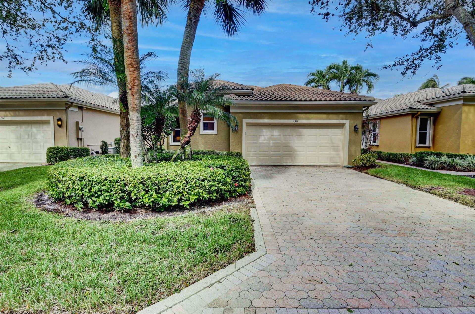 Photo of 2331 NW 66th Drive, Boca Raton, FL 33496 (MLS # RX-10674649)