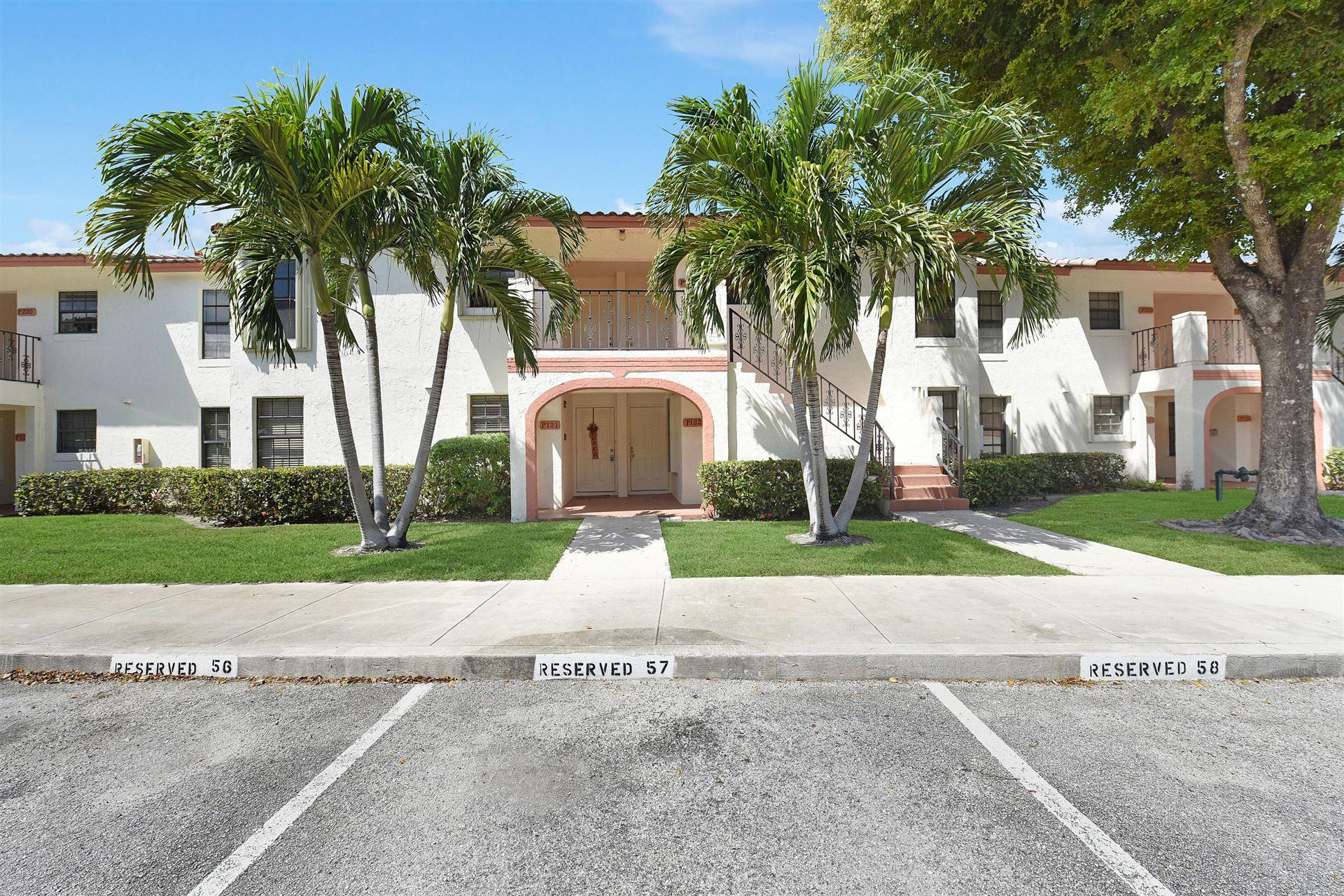2800 Palmwood Terrace #1210, Boca Raton, FL 33431 - #: RX-10609650