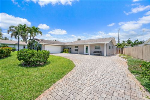 Photo of 217 Golfview Drive, Tequesta, FL 33469 (MLS # RX-10633651)