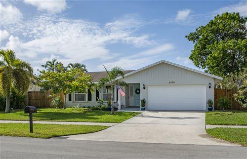Photo of 2438 SW 12th Court, Deerfield Beach, FL 33442 (MLS # RX-10704651)