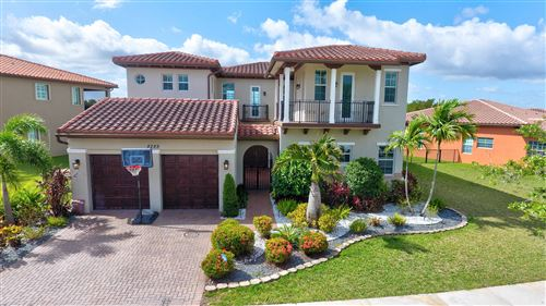 Photo of 8289 NW 124th Terrace, Parkland, FL 33076 (MLS # RX-10712651)