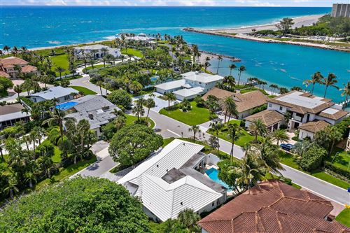 Photo of 137 Colony Road, Jupiter Inlet Colony, FL 33469 (MLS # RX-10730651)