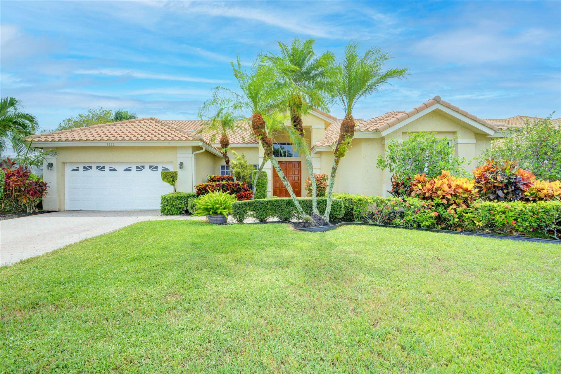 7656 Bridlington Drive, Boynton Beach, FL 33472 - #: RX-10741651