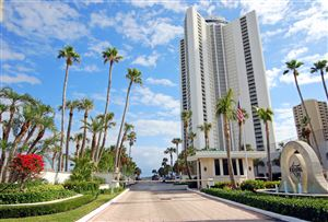 Photo of 3000 North Ocean Drive #20-G, Singer Island, FL 33404 (MLS # RX-10540652)