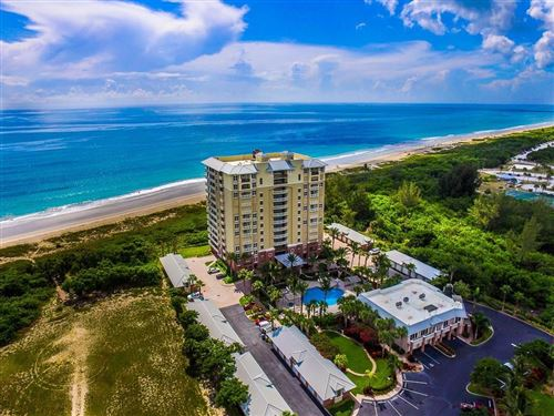 Photo of 3702 N A1a #601, Hutchinson Island, FL 34949 (MLS # RX-10590652)