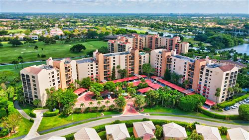 Photo of 7209 Promenade Drive #202, Boca Raton, FL 33433 (MLS # RX-10754652)