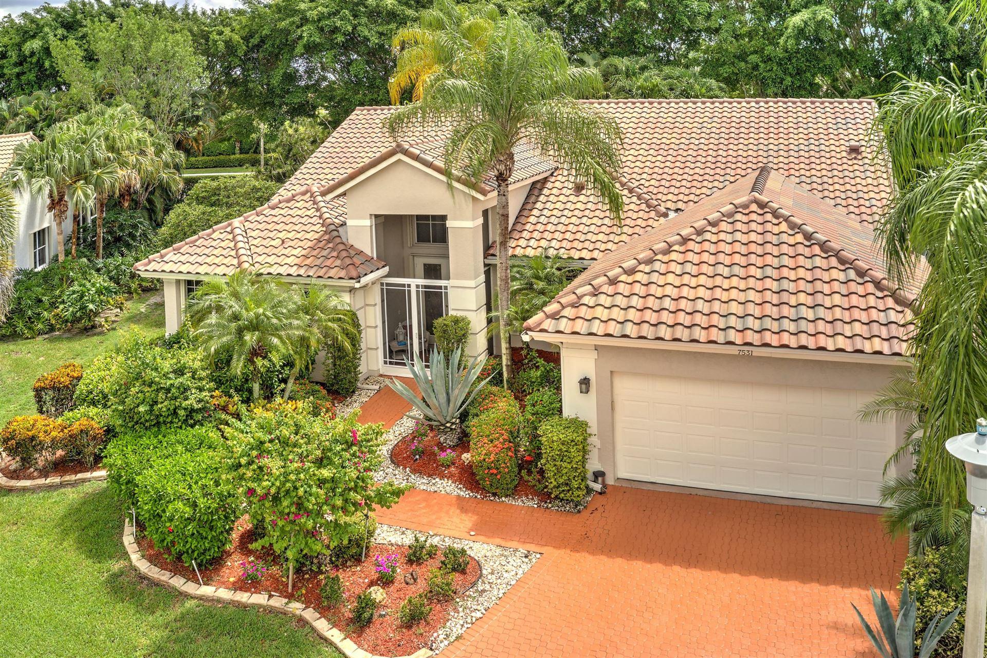 7531 Northport Drive, Boynton Beach, FL 33472 - #: RX-10645652