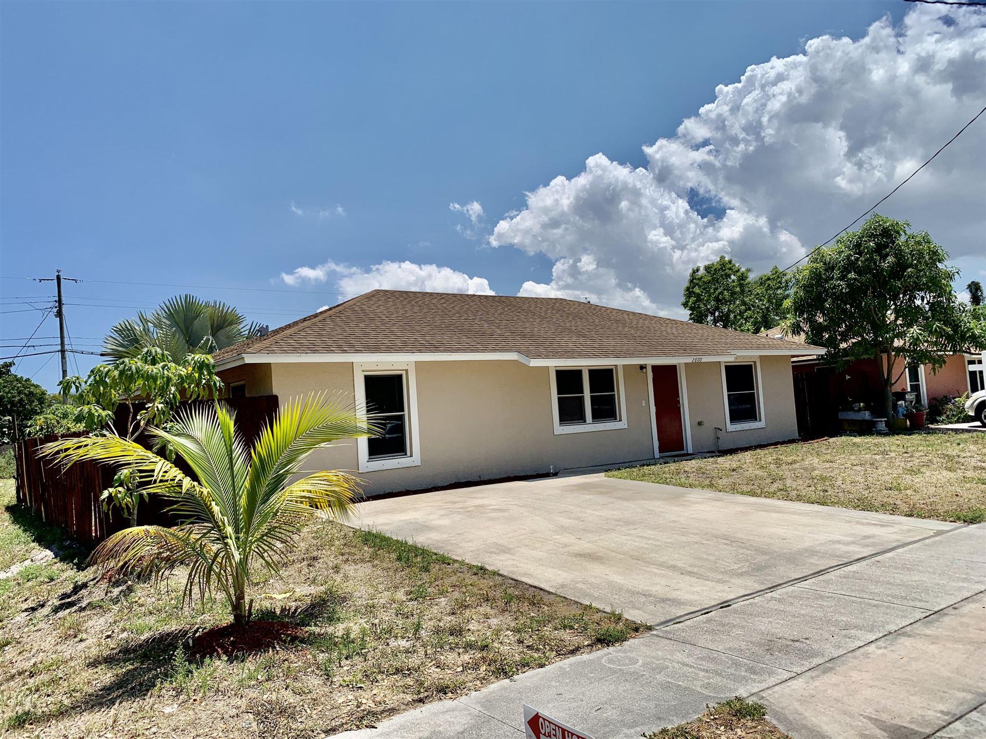 2800 Oswego Avenue, West Palm Beach, FL 33409 - MLS#: RX-10718652