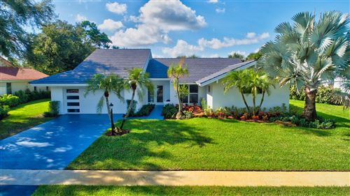 Photo of 3763 Red Maple Circle, Delray Beach, FL 33445 (MLS # RX-10683653)