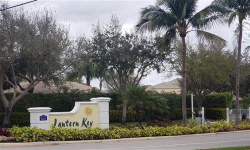 Photo of 6880 Lantern Key Drive, Lake Worth, FL 33463 (MLS # RX-10694653)