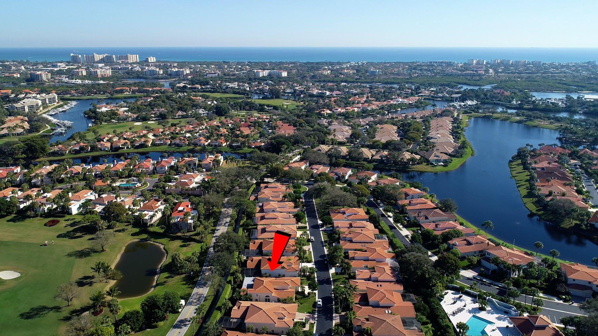 Photo of 3691 Northwind Court, Jupiter, FL 33477 (MLS # RX-10686653)