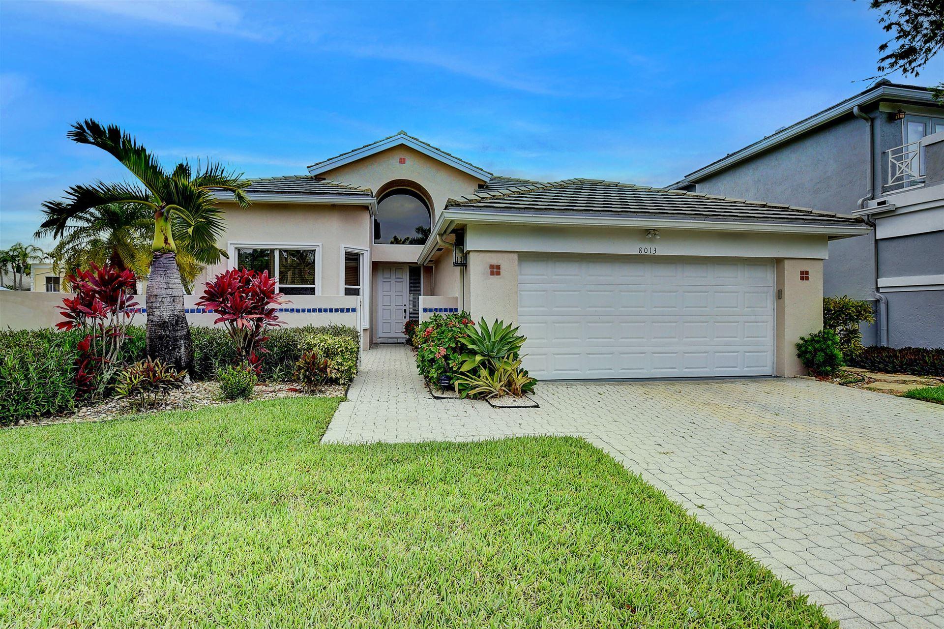 8013 Travelers Tree Drive, Boca Raton, FL 33433 - #: RX-10723653