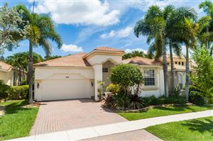 Photo of 9517 Via Elegante, Wellington, FL 33411 (MLS # RX-10540654)