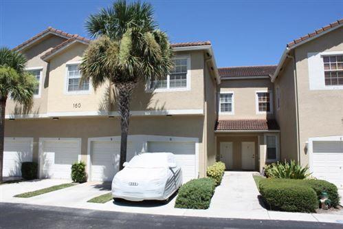 Photo of 160 Village Boulevard #D, Tequesta, FL 33469 (MLS # RX-10611654)